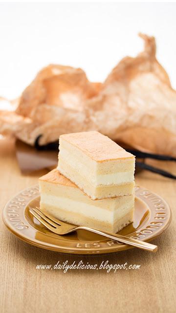 Best Vanilla Chiffon Cake Recipe Ever