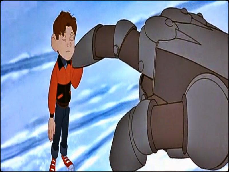 Iron giant whisper