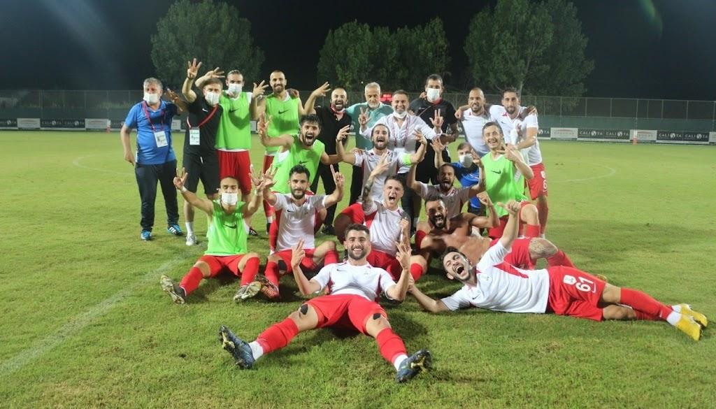 Sancaktepe Futbol kulübü yarı finalde!