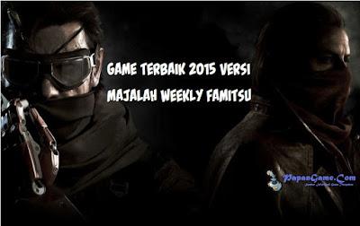 game terbaik 2015 versi majalah jepang