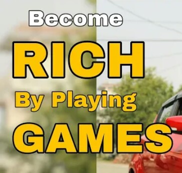 How To Earn Money By Playing Games
