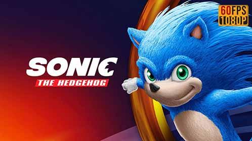 Sonic La pelicula (2020) 60FPS BDRip 1080p Latino-Castellano-Inglés
