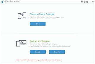 Anvsoft SynciOS Data Transfer 1.4.0 Multilingual Full Patch