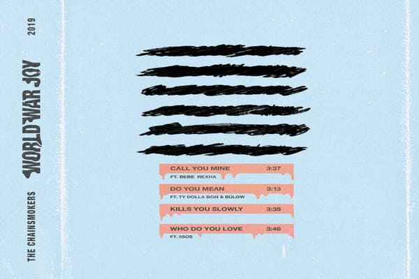 Lirik Lagu The Chainsmokers feat. Bebe Rexha Call You Mine dan Terjemahan