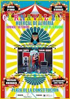 Carnaval de Huércal de Almería 2016