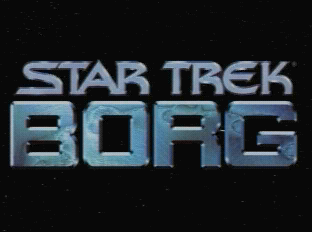 Star Trek: Borg logo pc