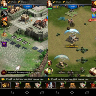 Clash of Kings Apk Mod New 2018 ( NO ROOT ) Unlimited Coins