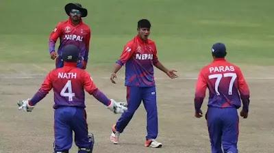 CricketHighlightsz - PNG vs Nepal 2nd ODI 2021