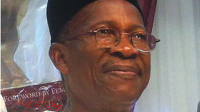 Shine your eyes, cabal running your government – APC chieftain, Kokori tells Buhari