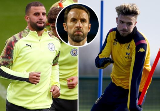 HLV Southgate mở cửa dự EURO 2020 cho 2 'bad boy'