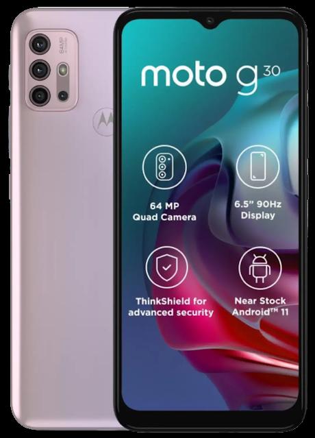 Motorola Moto G20 Specifications