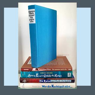 Über die Liebe zu Büchern, die wie Freunde sind - Blog Silke Boldt