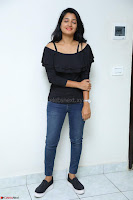 Deepthi Shetty looks super cute in off shoulder top and jeans ~  Exclusive 102.JPG