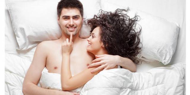 6 Hal Yang Wanita Suka Saat Berhubungan Seks
