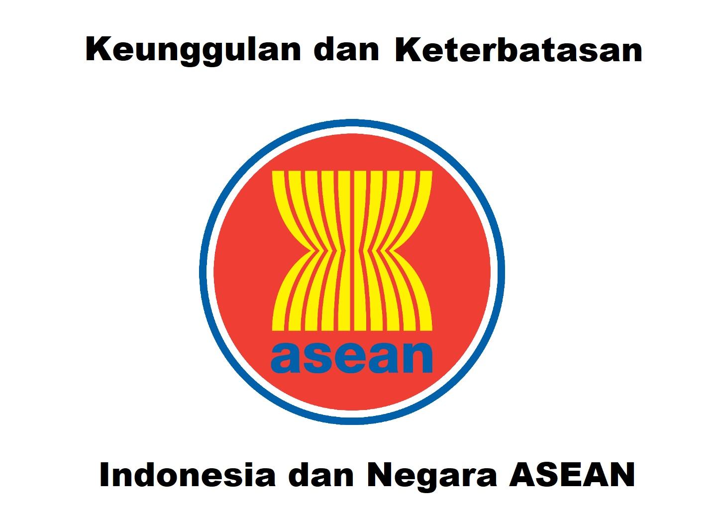 Keunggulan dan Keterbatasan Indonesia dan Negara-Negara Asean