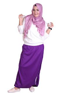 Rok Celana Training Rocella Sporty Purple