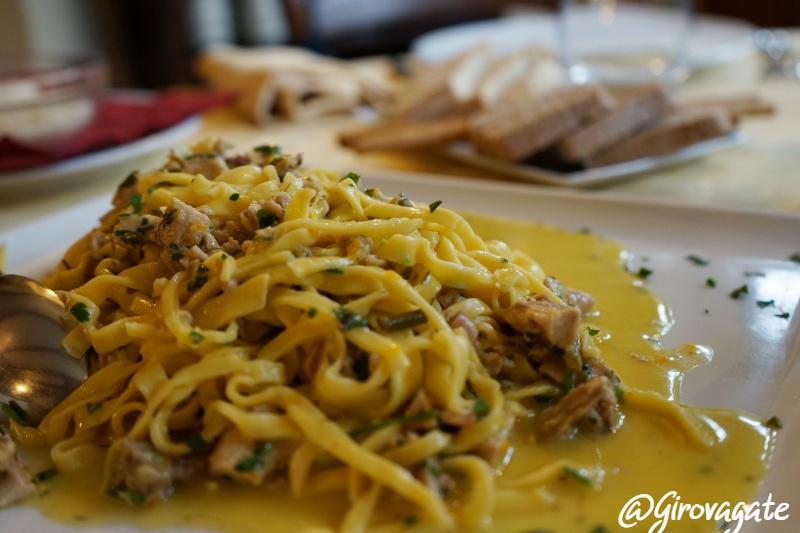 ristorante la scaletta San Vittore Genga