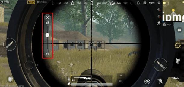 Cara Menjadi Sniper Handal PUBG Mobile