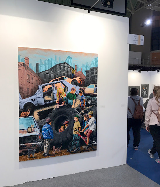 STMTS ARTIST ART ATHINA 2017