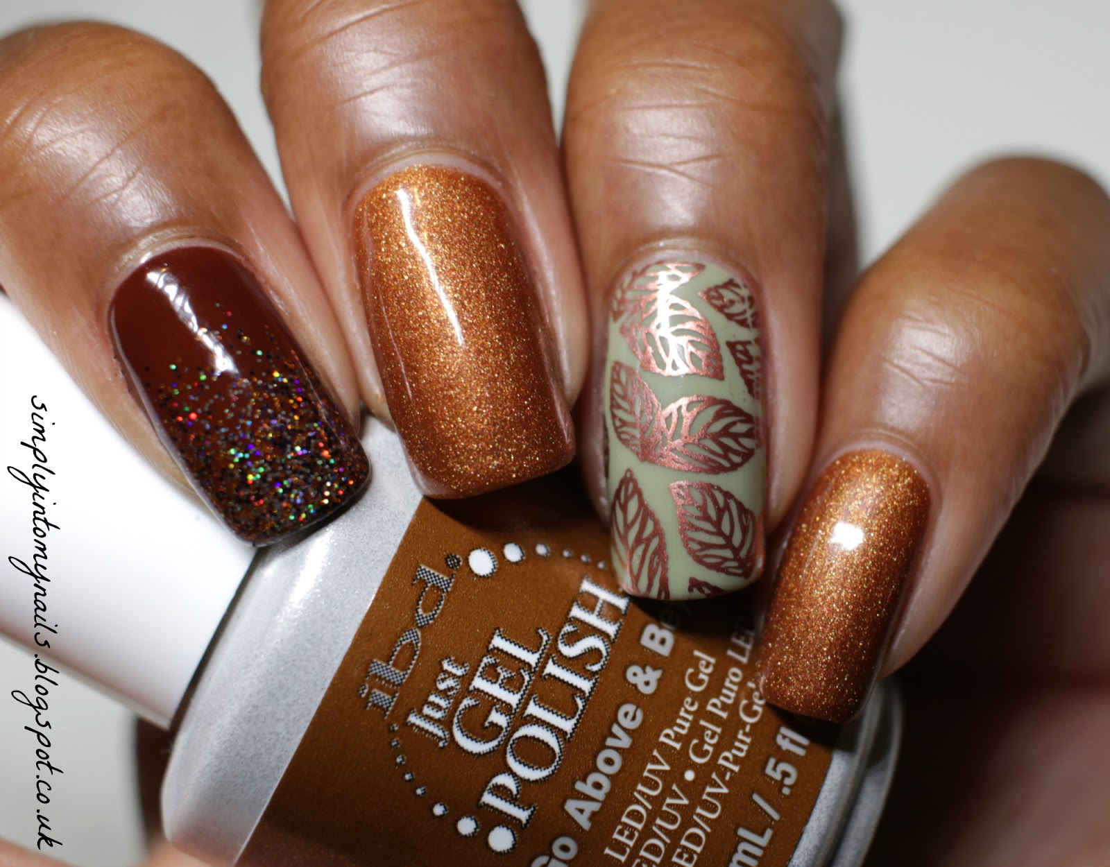 Shades Of Autumn/Fall | Simply Into My NAILS