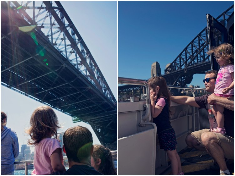what to do in Sydney with kids