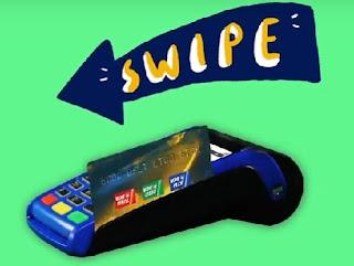 Cara Menggunakan Kartu ATM Magnetic Stripe Pada mesin EDC BCA