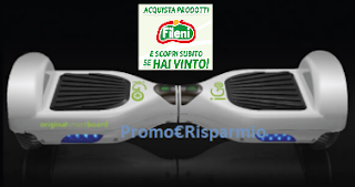 Logo Con Fileni vinci 10 iGo One Smartboard