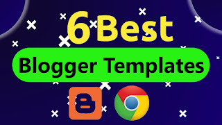 6 Most Popular Blogger Templates of 2020 - Technical QNA