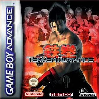 Tekken Advance ( BR ) [ GBA ]