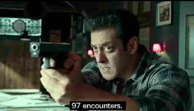 राधे मूवी फुल रिव्यू, Radhe Movie Review in Hindi