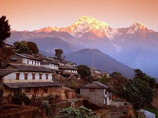 Hacer turismo sostenible en Nepal
