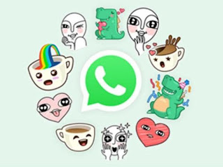 Figurinhas - Grupos de WhatsApp