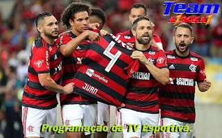 Programação da TV Esportiva ''Quarta'' 01/07/20