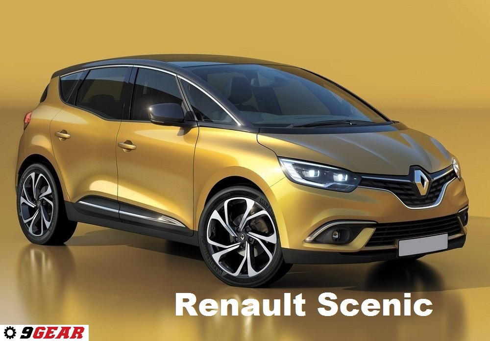 new 2017 renault scenic first pics car reviews new. Black Bedroom Furniture Sets. Home Design Ideas