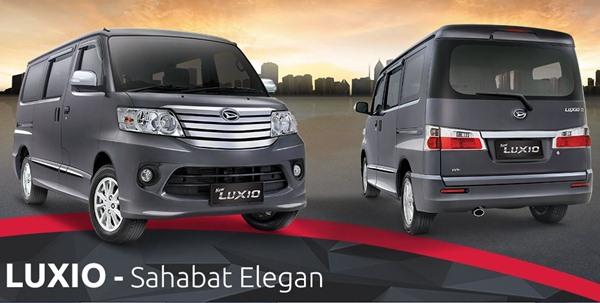 Rental Mobil Luxio di Blitar
