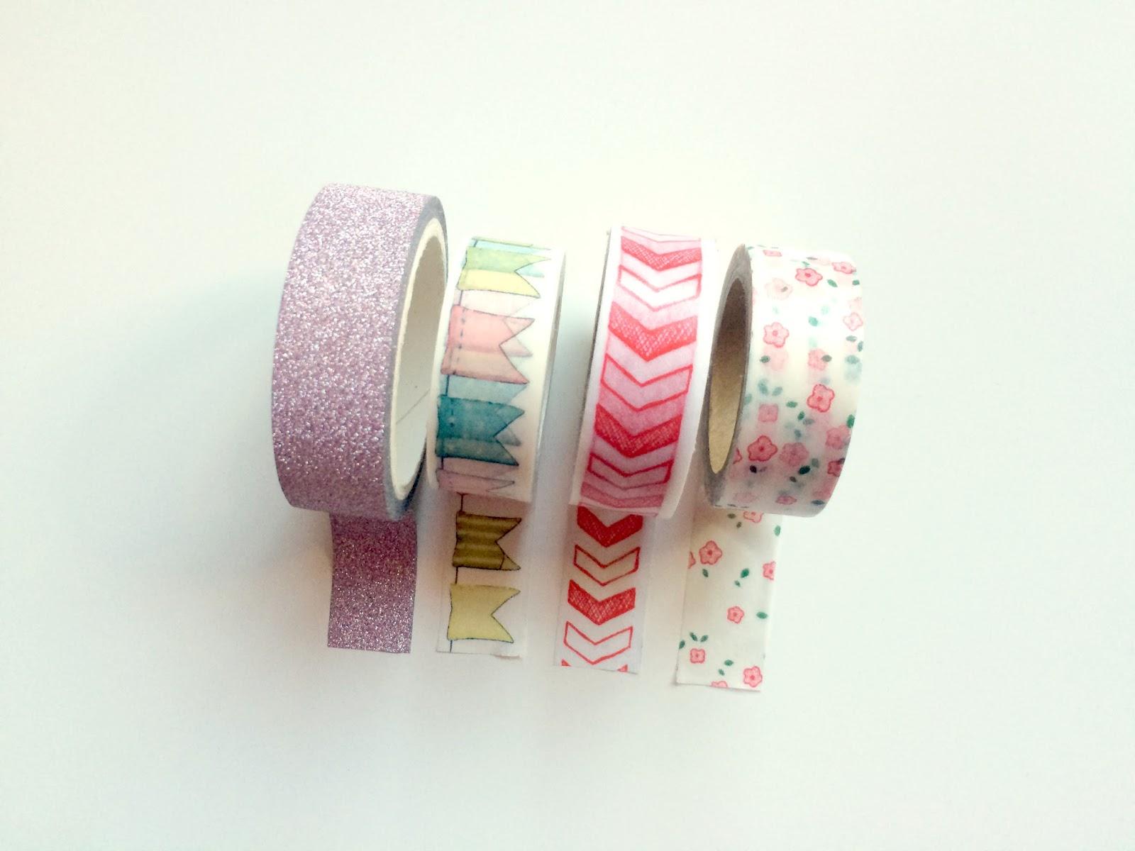 Etsy Washi Tape