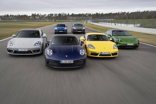 Vendas da Porsche aumentam 35% no mercado brasileiro em 2020