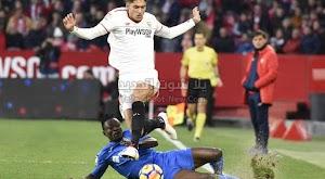 بهدفين لهدف اشبيلية يحقق فوز هام على فريق خيتافي ويحصد الثلاث نقاط من الجولة العاشر في الدوري الاسباني