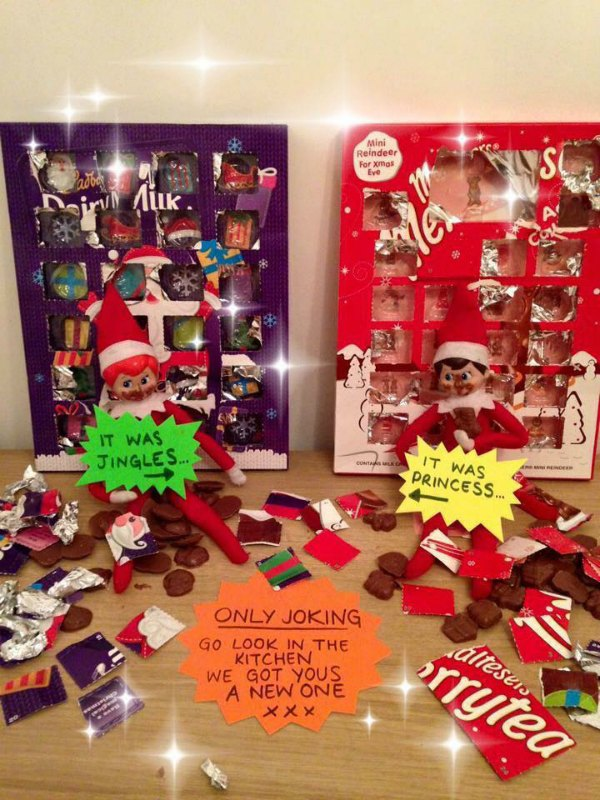 100 of the best Elf on the Shelf Ideas