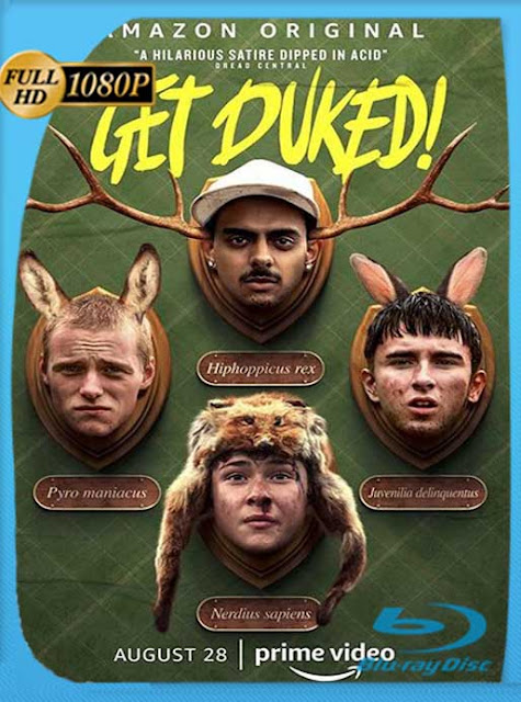 Get Duked! (2020) HD [1080p] Latino [GoogleDrive] SilvestreHD