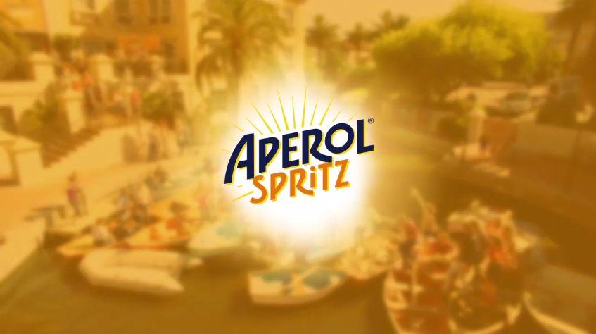 Canzone Aperol Spritz pubblicità Happy Together - Città - Musica spot Maggio 2017