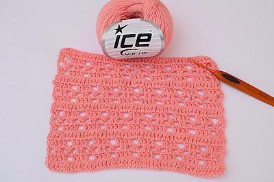 6 - Crochet Imagen Puntada a crochet combinación de puntos  facil y rapida Majovel Crochet