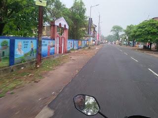 main road madhupur