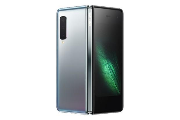 Samsung lança Galaxy Fold, celular dobrável com seis câmeras e duas telas