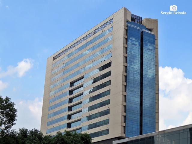 Vista ampla do Edifício Centro Profissional Morumbi Shopping - Vila Gertrudes - São Paulo