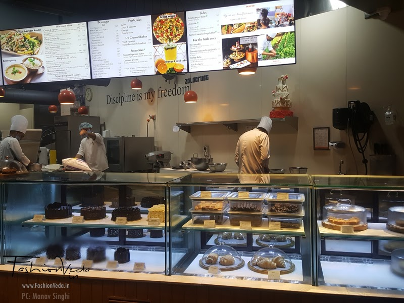 Zolocrust- A place for Pizza Bites in Jaipur.