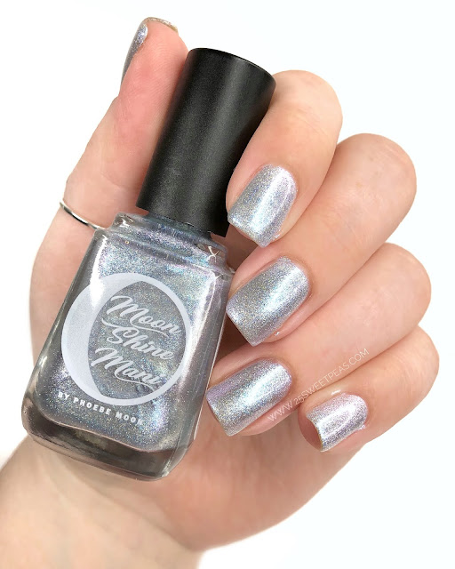 Moon Shine Mani By Grabthars Hammer 25 Sweetpeas