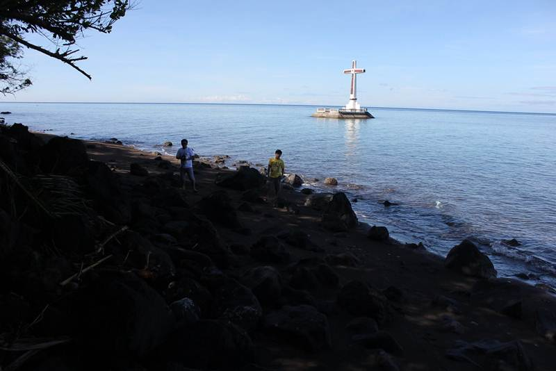 Camiguin island in Mindanao