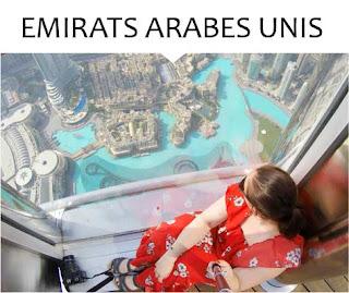 My Travel Background : Voyage Asie Emirats Arabes Unis
