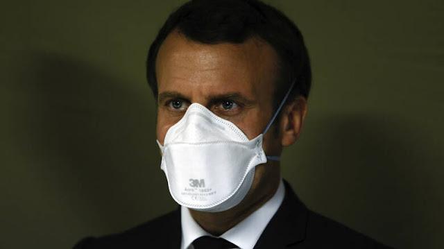 Κορωνοϊός - Γαλλία: Ο Μακρόν κινητοποιεί τις ένοπλες δυνάμεις